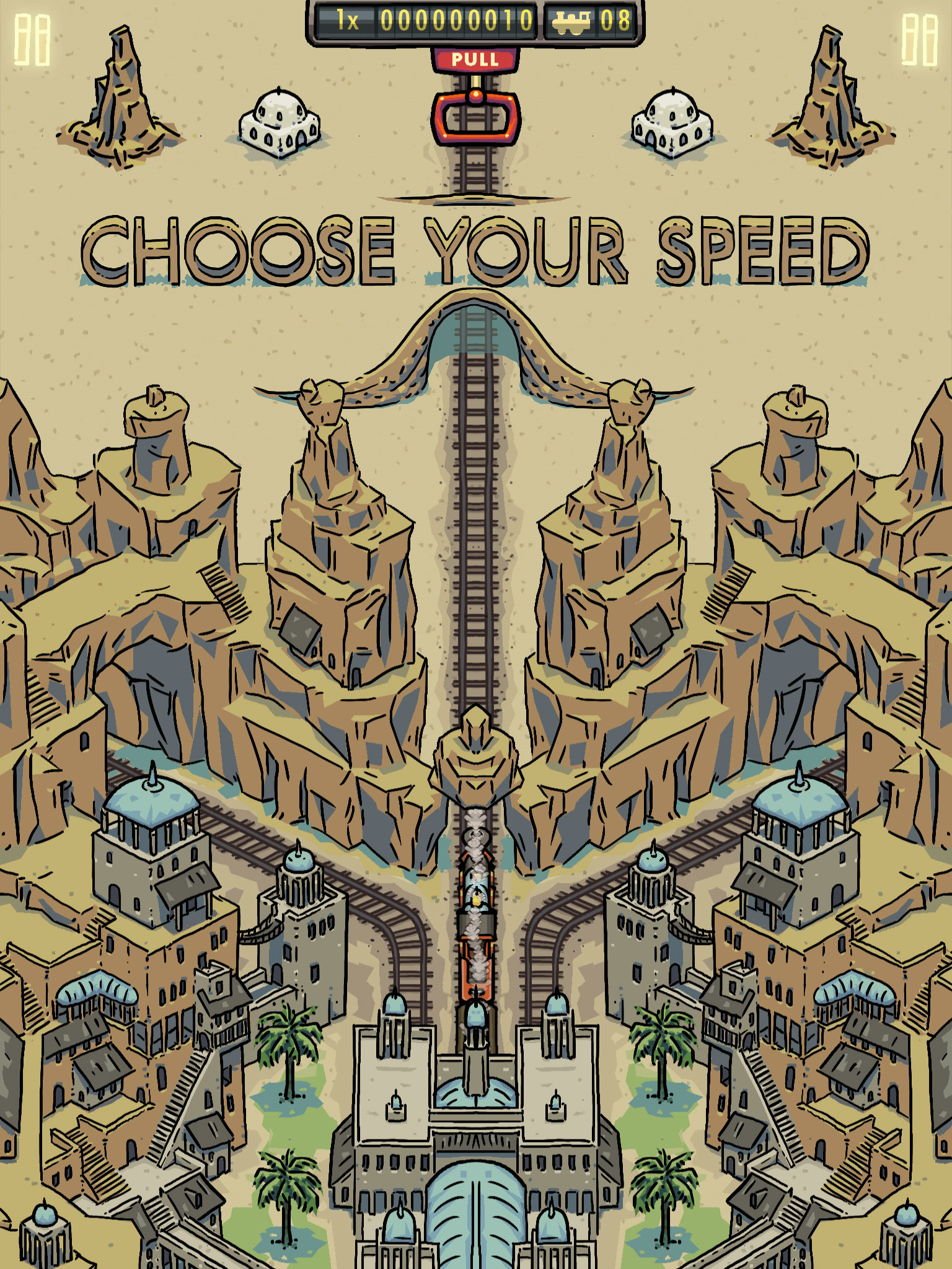 Symmetrain - Choose Your Speed