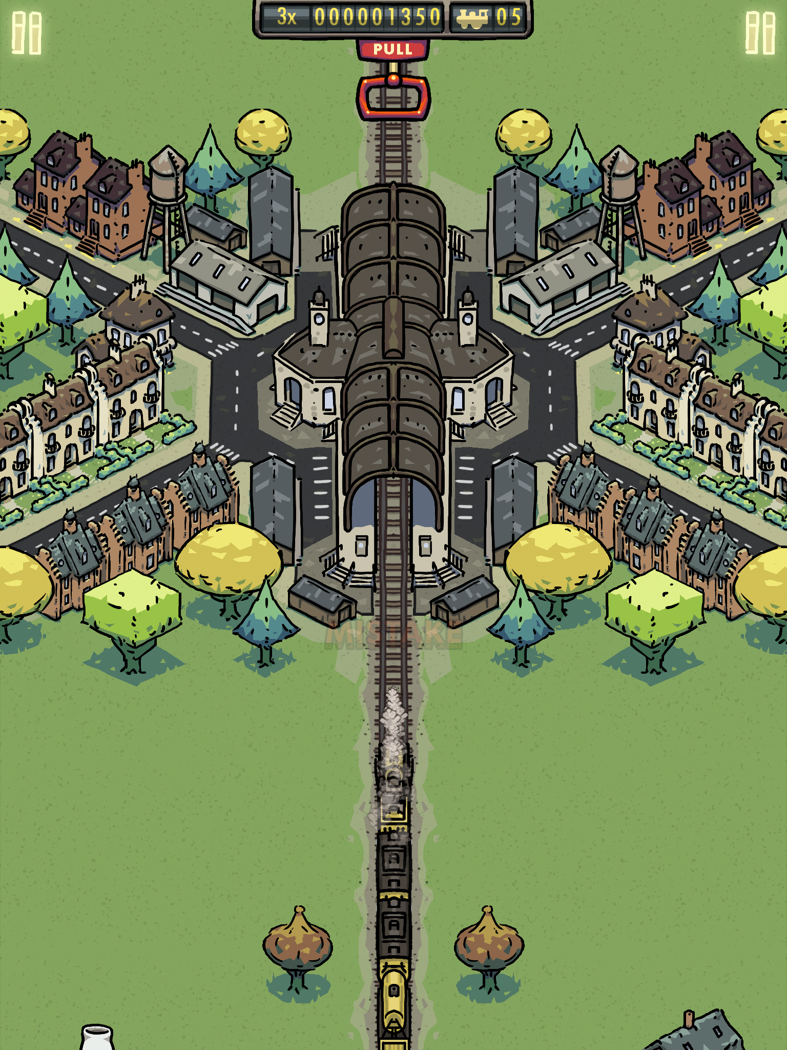 Symmetrain - Small Town Station