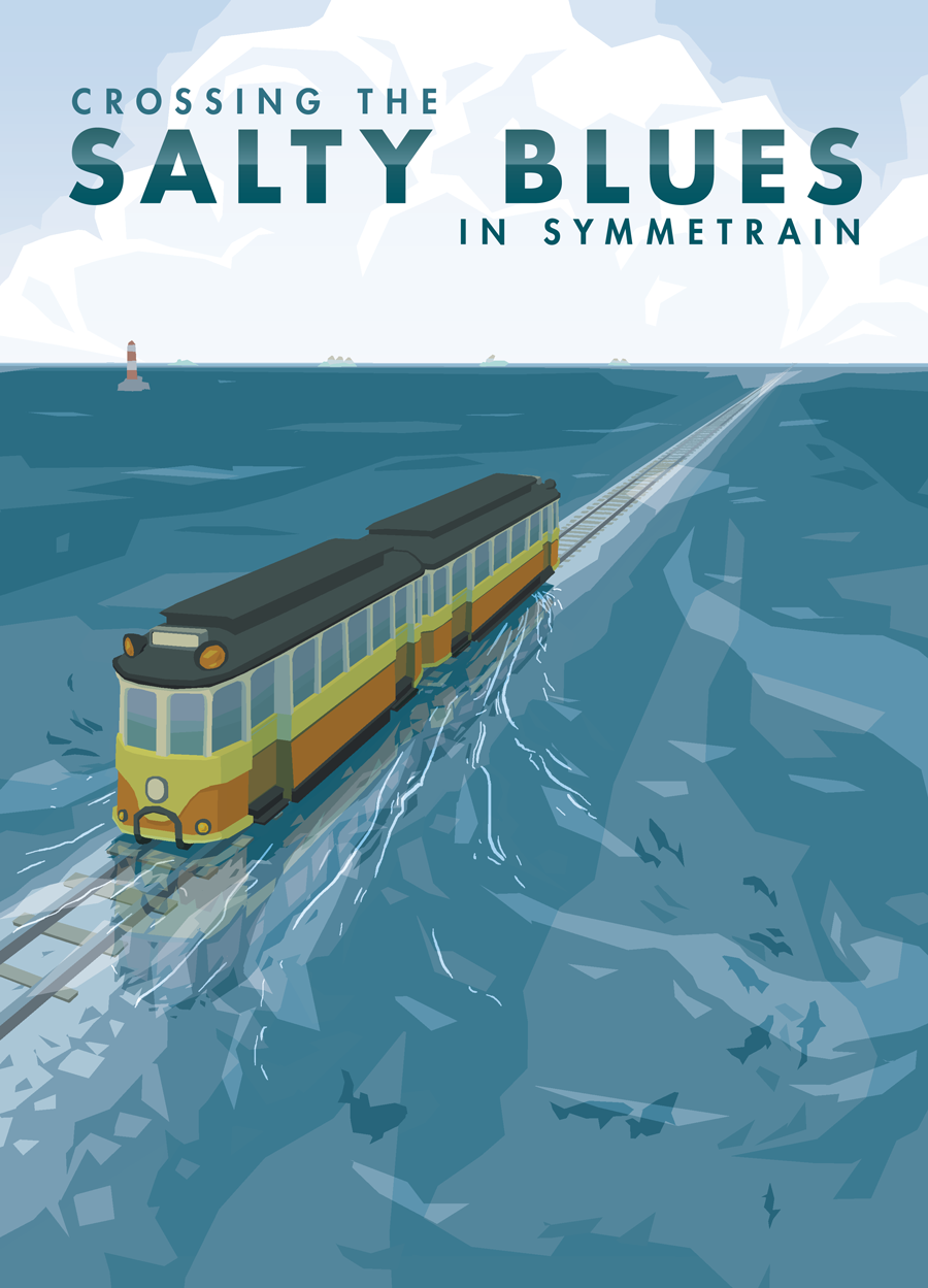 Symmetrain - Salty Blues