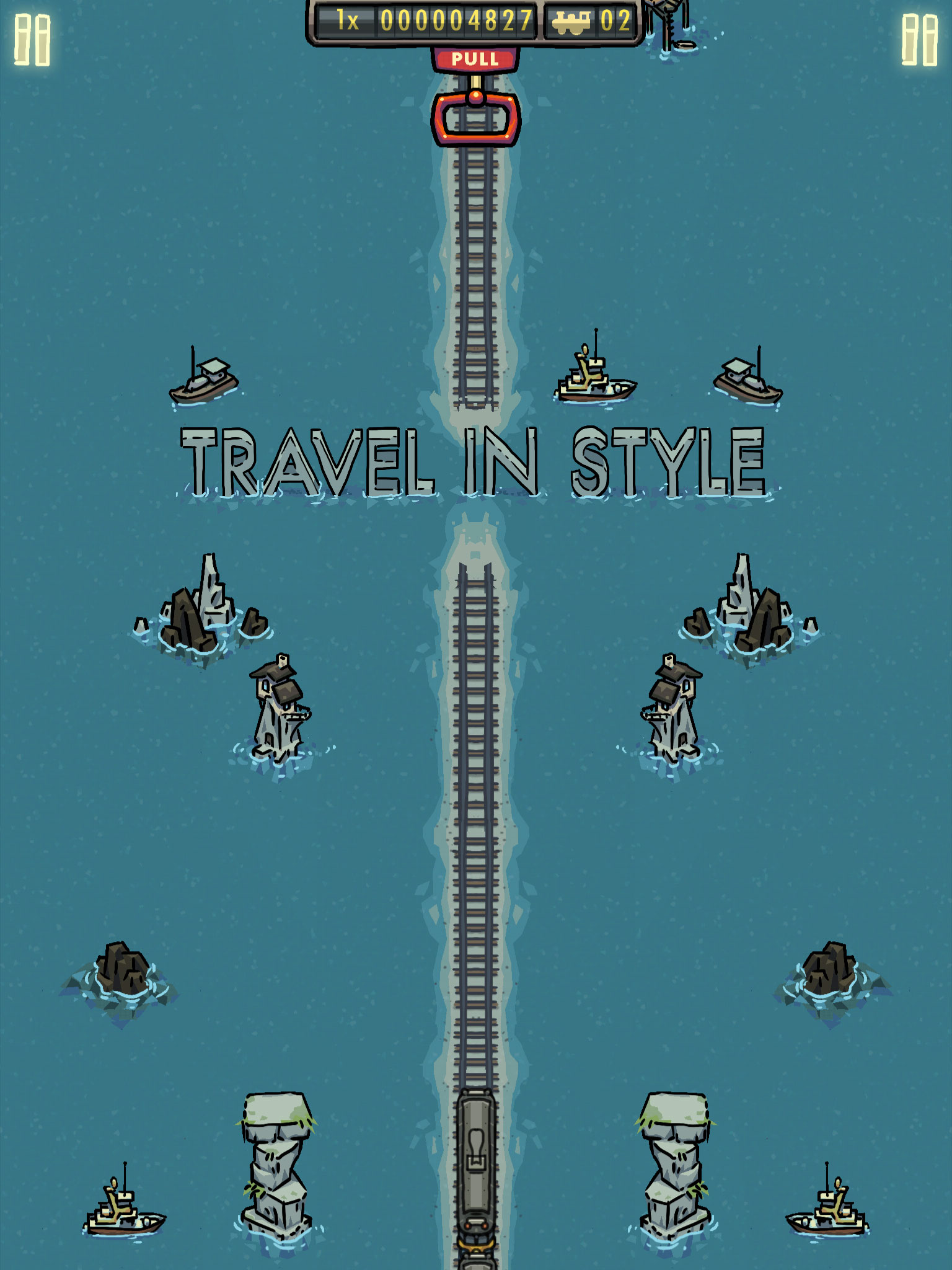 Symmetrain - Travel in Style